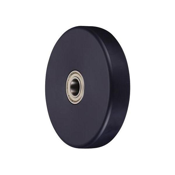岐阜産研工業 ウカイ UWBSD-150 UWBSDタイプ 車輪 サイズ150mm MCナイロン車輪 スリムタイプ ステンレスベアリング入 + UWBSD150