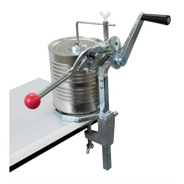 4705019500102 イシダ厨機 手動式缶切 ラッキー400型