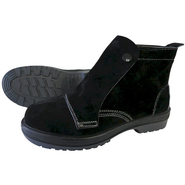 【個数:1個】ディアドラ DIADORA 4548890227634 直送 代引不可・他メーカー同梱不可 安全靴 ラバー2層底 耐滑 耐熱 ボタン式 R2-72 ブラック 23.5
