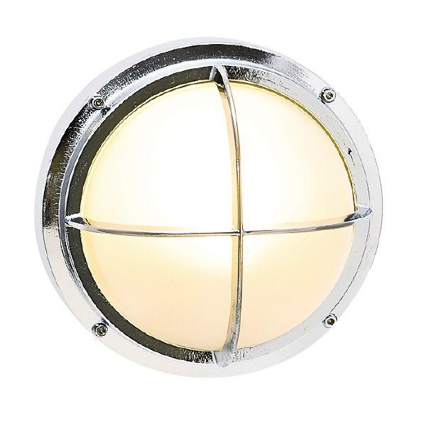 ゴーリキアイランド 700314 真鍮製ウォールライト くもりガラス&LEDランプ BH2226 FR LE 銀色 真鍮 エクステリア ポーチライト アンティーク