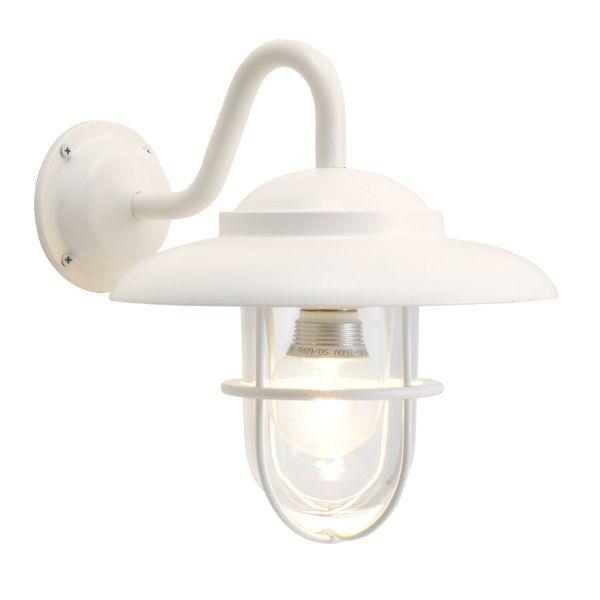 ゴーリキアイランド 700681 真鍮製ブラケットランプ クリアガラス&LEDランプ BR5060 CL LE 古白色 ポーチライト アンティーク レトロ