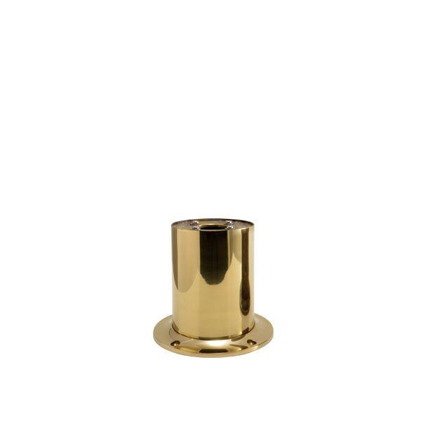 ゴーリキアイランド 700710 真鍮製ポールオプション BH1000MINI・SLIMシリーズ用 金色 Sタイプ 真鍮 ライト 部品 アンティーク レトロ