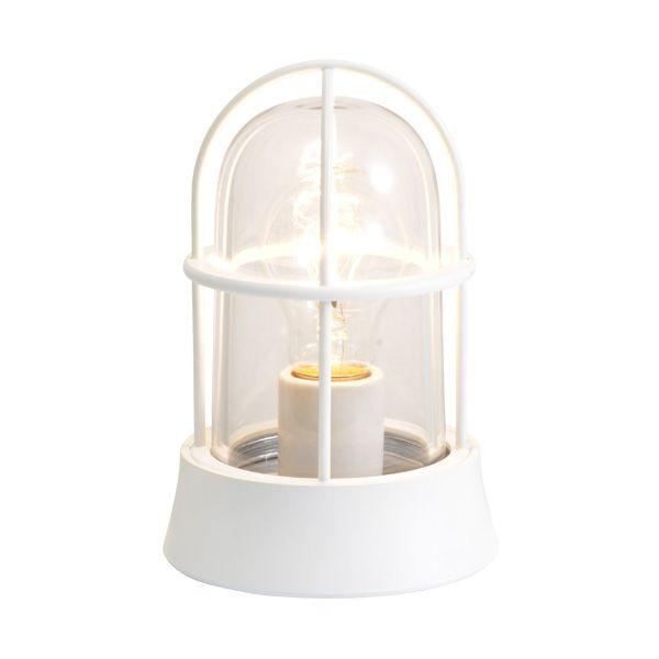 ゴーリキアイランド 750001 真鍮製マリンランプ クリアガラス&普通球 BH1000 CL 古白色 ポーチライト アンティーク レトロ