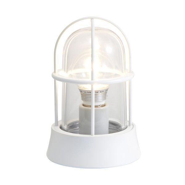 ゴーリキアイランド 750006 真鍮製マリンランプ クリアガラス&LEDランプ BH1000 CL LE 古白色 ポーチライト アンティーク レトロ