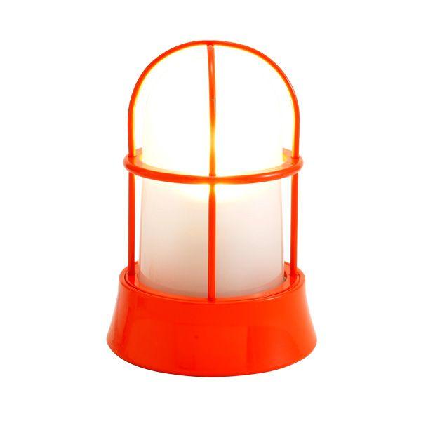 ゴーリキアイランド 750015 真鍮製マリンランプ くもりガラス&LEDランプ BH1000 FR LE オレンジ ポーチライト アンティーク レトロ