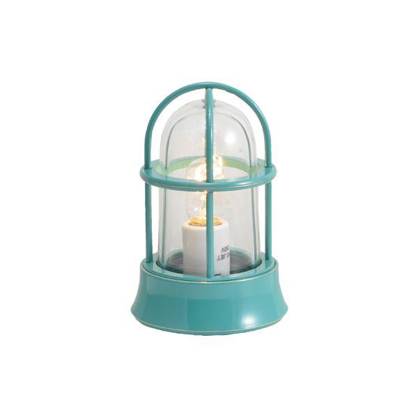 ゴーリキアイランド 750020 真鍮製マリンランプ クリアガラス&普通球 BH1000MINI CL メイグリーン ポーチライト アンティーク レトロ