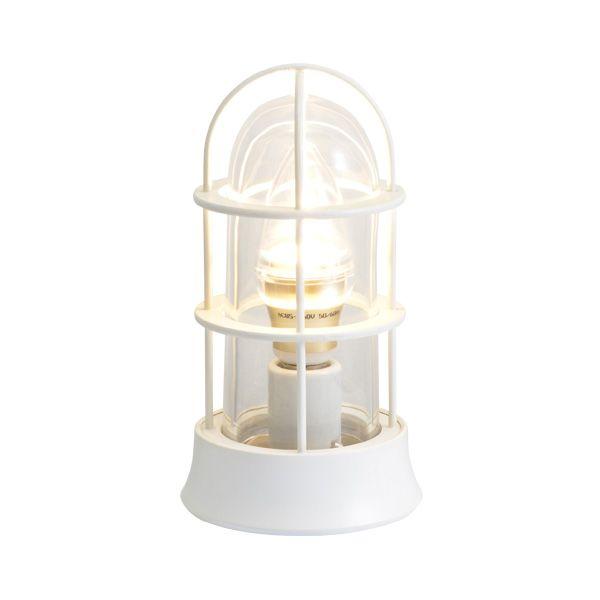 ゴーリキアイランド 750046 真鍮製マリンランプ クリアガラス&LEDランプ BH1000SLIM CL LE 古白色 ポーチライト アンティーク レトロ