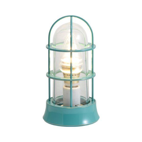 ゴーリキアイランド 750049 真鍮製マリンランプ クリアガラス&LEDランプ BH1000SLIM CL LE メイグリーン ポーチライト アンティーク レトロ