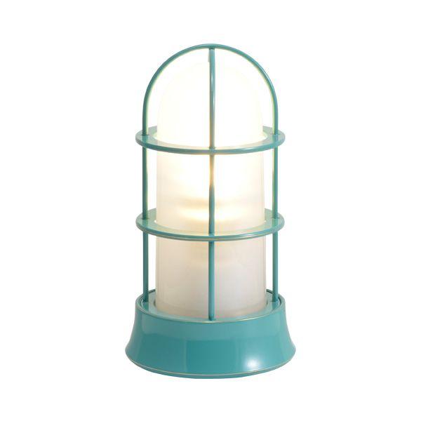 ゴーリキアイランド 750058 真鍮製マリンランプ くもりガラス&LEDランプ BH1000SLIM FR LE メイグリーン ポーチライト アンティーク レトロ