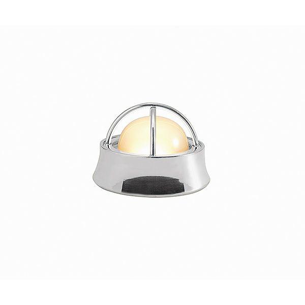 ゴーリキアイランド 750064 真鍮製マリンランプ くもりガラス&LEDランプ BH1000MINI LOW FR LE 室内用 銀色 アンティーク レトロ
