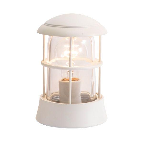 ゴーリキアイランド 750072 真鍮製マリンランプ クリアガラス&LED普通球 BH1010 CL 古白色 ポーチライト アンティーク レトロ