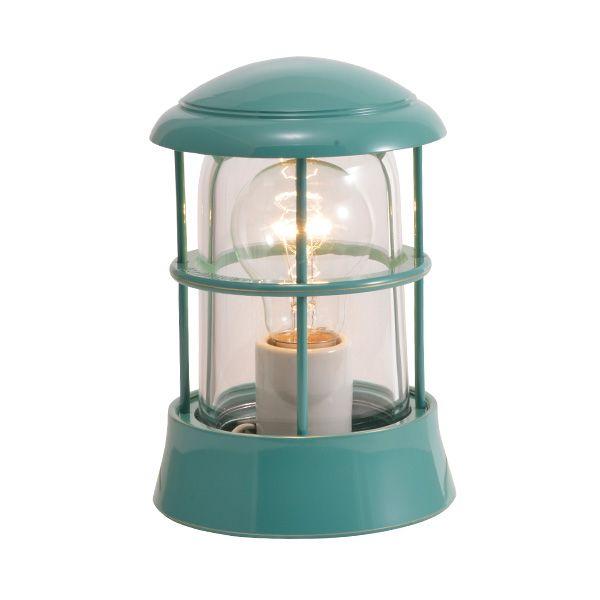 ゴーリキアイランド 750075 真鍮製マリンランプ クリアガラス&LED普通球 BH1010 CL メイグリーン ポーチライト アンティーク レトロ