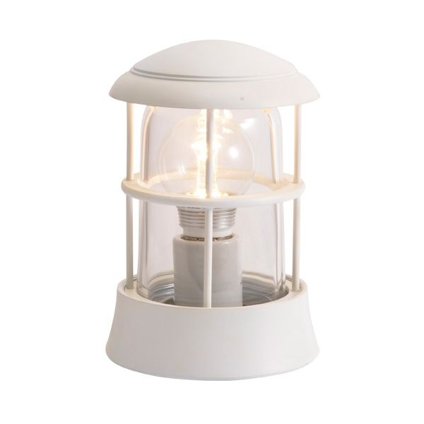 ゴーリキアイランド 750081 真鍮製マリンランプ クリアガラス&LEDランプ BH1010 CL LE 古白色 ポーチライト アンティーク レトロ