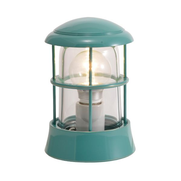 ゴーリキアイランド 750084 真鍮製マリンランプ クリアガラス&LEDランプ BH1010 CL LE メイグリーン ポーチライト アンティーク レトロ
