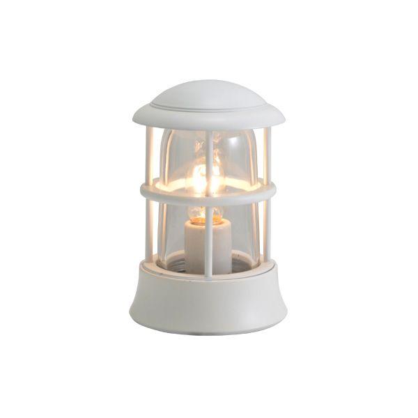 ゴーリキアイランド 750099 真鍮製マリンランプ クリアガラス&LED普通球 BH1010MINI CL 古白色 ポーチライト アンティーク レトロ