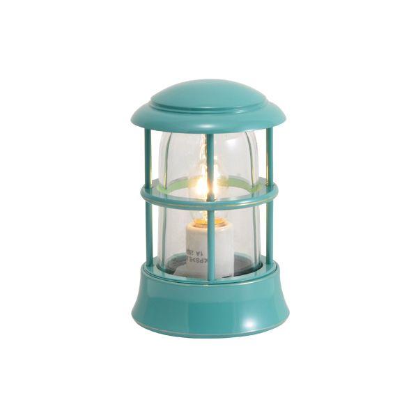 ゴーリキアイランド 750102 真鍮製マリンランプ クリアガラス&LED普通球 BH1010MINI CL メイグリーン ポーチライト アンティーク レトロ