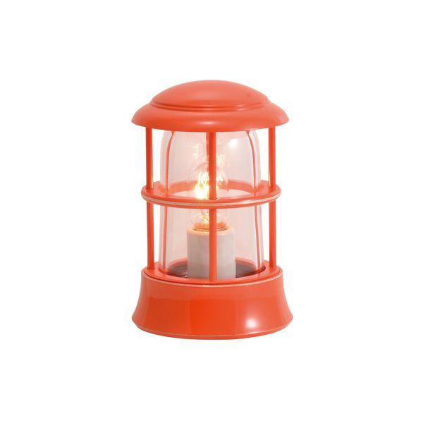 ゴーリキアイランド 750103 真鍮製マリンランプ クリアガラス&LED普通球 BH1010MINI CL オレンジ ポーチライト アンティーク レトロ