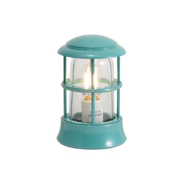 ゴーリキアイランド 750111 真鍮製マリンランプ クリアガラス&LEDランプ BH1010MINI CL LE メイグリーン ポーチライト アンティーク レトロ