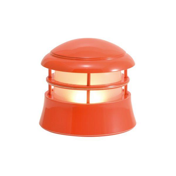 ゴーリキアイランド 750130 真鍮製マリンランプ くもりガラス&LEDランプ BH1010LOW FR LE オレンジ ポーチライト アンティーク レトロ