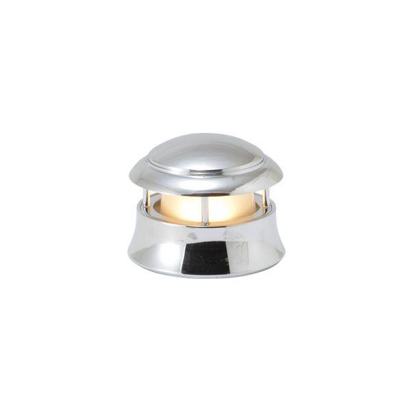 ゴーリキアイランド 750132 真鍮製マリンランプ くもりガラス&LEDランプ BH1010MINI LOW FR LE 室内用 銀色 ポーチライト アンティーク
