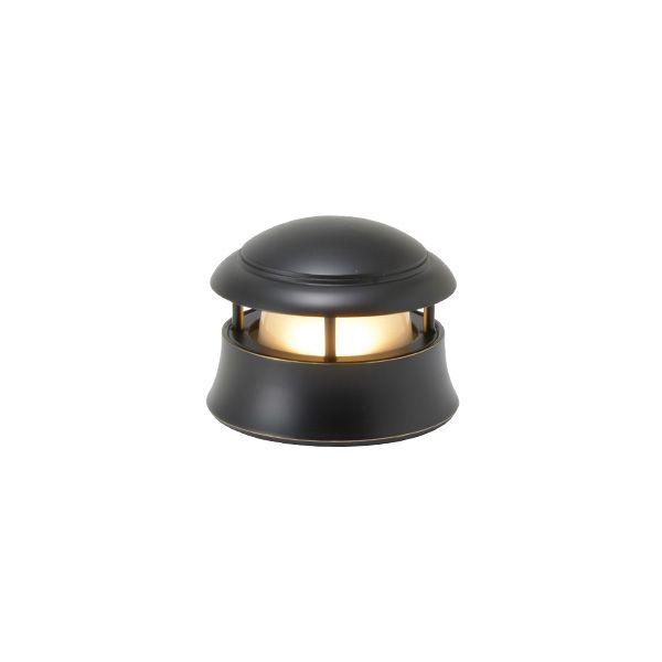 ゴーリキアイランド 750134 真鍮製マリンランプ くもりガラス&LEDランプ BH1010MINI LOW FR LE 室内用 黒色 ポーチライト アンティーク