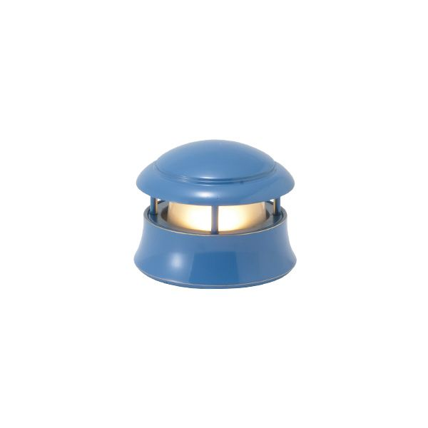 ゴーリキアイランド 750136 真鍮製マリンランプ くもりガラス&LEDランプ BH1010MINI LOW FR LE 室内用 パシフィックブルー ポーチライト
