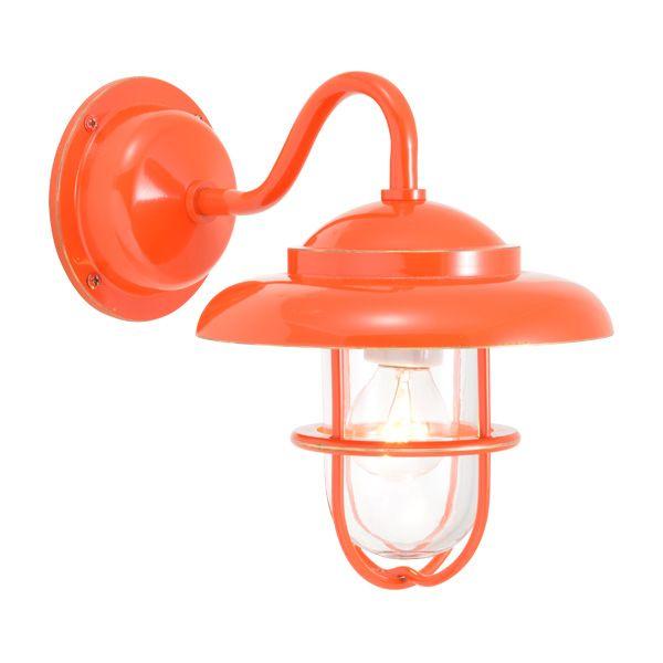 ゴーリキアイランド 750242 真鍮製ブラケットランプ クリアガラス&普通球 BR1760 CL オレンジ ポーチライト アンティーク レトロ