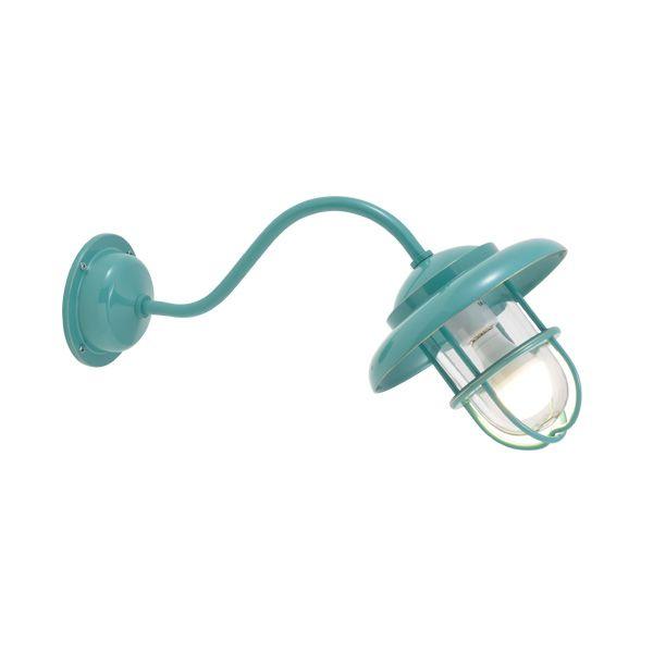 ゴーリキアイランド 750304 真鍮製ブラケットランプ クリアガラス&LEDランプ BT1760 CL LE ティルトタイプ メイグリーン ポーチライト アンティーク