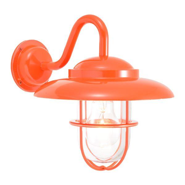 ゴーリキアイランド 750343 真鍮製ブラケットランプ クリアガラス&普通球 BR5060 CL オレンジ ポーチライト アンティーク レトロ