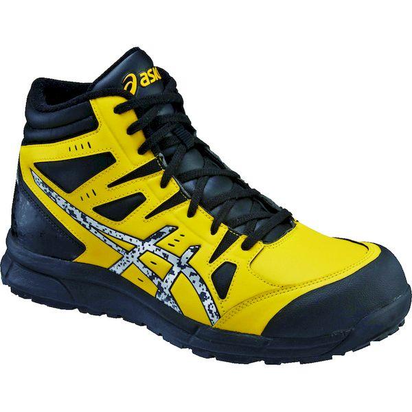 アシックス FCP105.0393 25.0 作業用靴 ウインジヨブ CP105 FCP105.039325.0