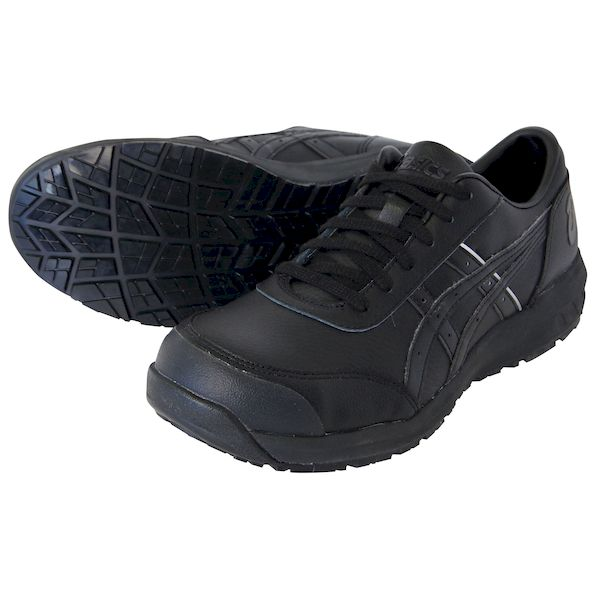 アシックス 4550153008928 ウィンジョブ CP700 1273A020 001 ブラック×ブラック 30.0