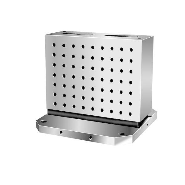 スーパーツール BRH45020 ジグブロック 国産品 送料無料お手入れ要らず 2面 個数:1個 代引不可 他メーカー同梱不可 直送