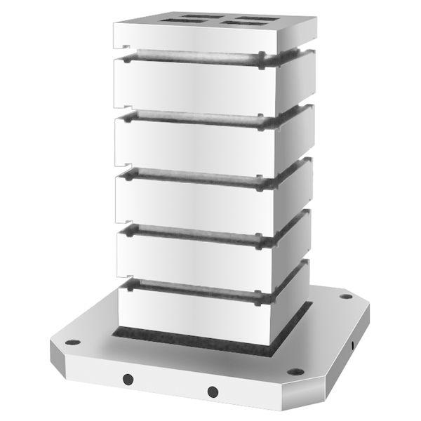スーパーツール BST45024C ジグブロック 超人気 専門店 数量限定 4面 他メーカー同梱不可 個数:1個 代引不可 直送