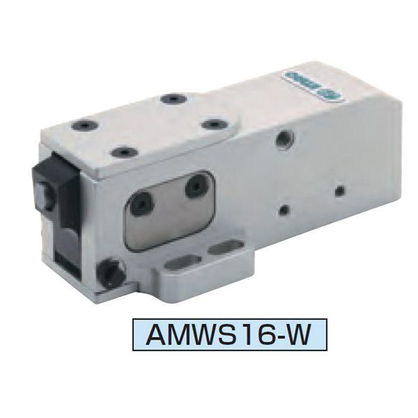 イマオコーポレーション IMAO AMWS16S-W 爆安プライス エアサイドクランプ 贈答 AMWS16SW