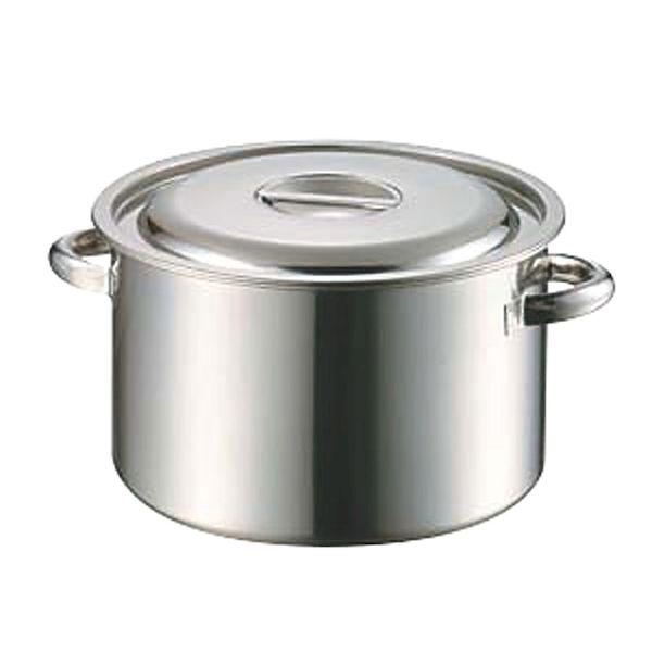 AG 36cm 赤川器物製作所 4560127493773 24.0L モリブデン半寸胴鍋