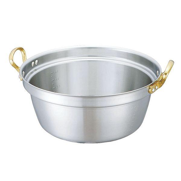 料理鍋 8.0L 4571335092719 30cm キングデンジ 中尾アルミ製作所