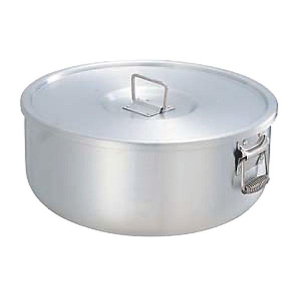 アルミガス用丸型炊飯鍋 7升用 中尾アルミ製作所 4571335101978