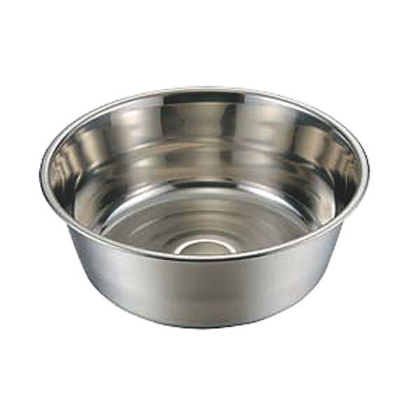 4997956157086 大屋金属 CLO 超歓迎された 18-8料理桶 信託 洗桶 60cm クローバー 4-5620-08 46L ステンレス大型ボール たらい 60型 ステン大型ボール 18-8ステンレス