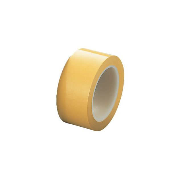 アズワン レビューを書けば送料当店負担 公式ショップ 1-4763-73 ASPUREラインテープN50mm幅 黄 1476373 5巻入 1袋