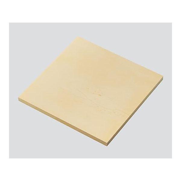 アズワン 3-2805-22 予約販売品 黄銅板MPBR-150×250×t12 1個 直営限定アウトレット 3280522
