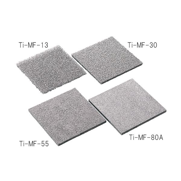 アズワン ブランド激安セール会場 3-5510-01 金属多孔質体Ti-MF80A-50-1 3551001 1個 OUTLET SALE