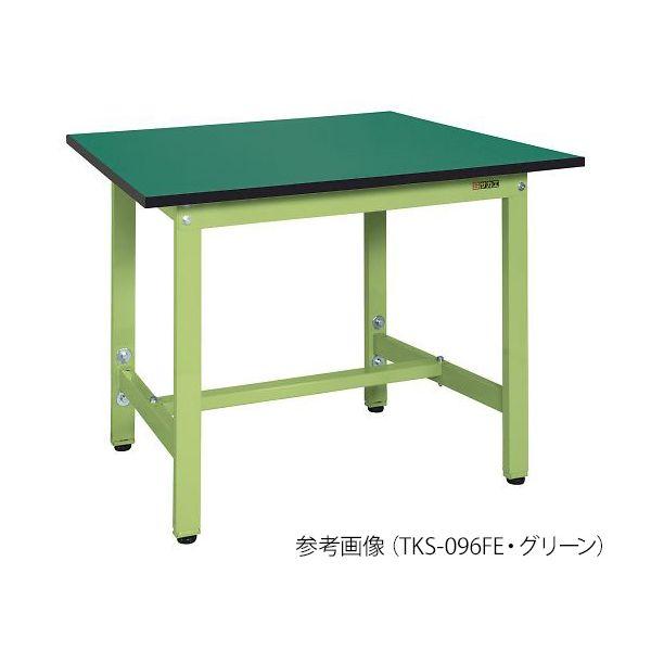 ◆高品質 アズワン 4-589-12 大決算セール 天板付作業台 TKS-127FEI 1台 458912