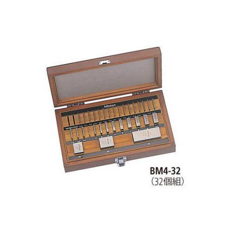 超人気高品質 BM4-32-0 BM4-32-0 ミツトヨ ミツトヨ スケヤゲージブロックセット BM4320 516-466 BM4320, 南宇和郡:64ff1a45 --- arg-serv.ru