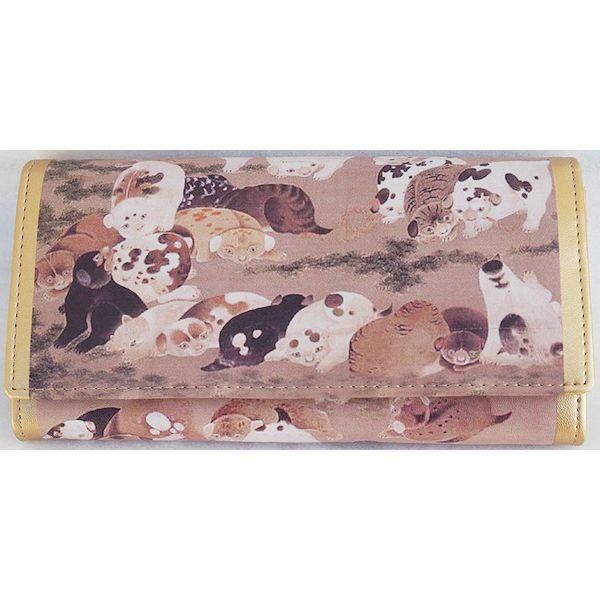 K12458-1 子犬の長財布 K124581 割り引き 売り出し