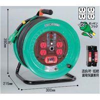 日動工業 NICHIDO ND-EK34 2020新作 キャンセル不可 NDEK34 サービス 100V過負荷漏電しゃ断器付