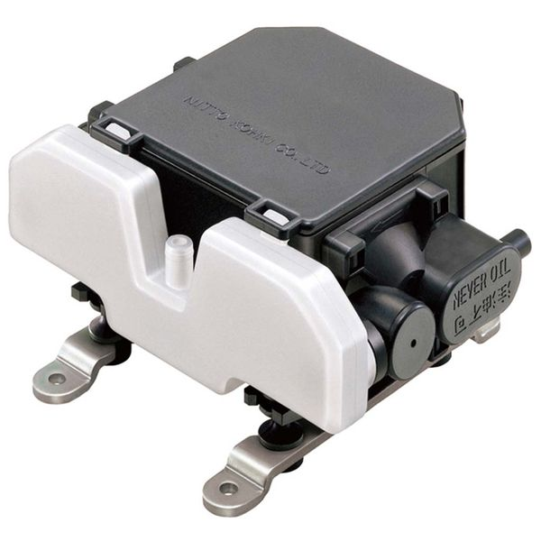 日東工器[VC0101S-A2] ダイヤフラムポンプ VC0101SA2