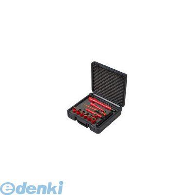 【あす楽対応】スナップオン・ツールズ バーコ 7811DMV 1000V絶縁ソケットセット 437-1291