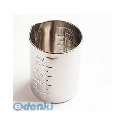 【個数:5個】サンダイヤ [0212110] ステンレス製 ビーカー(手無・口付) 1L (5入)