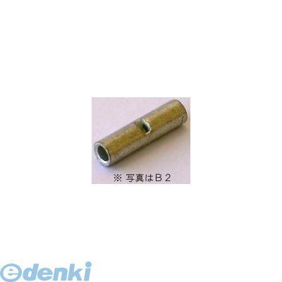 オーム電機 高品質 00-4972 突合セスリーブ B5.5 100個入り ニチフ 35%OFF 004972 裸圧着スリーブ ニチフ端子工業 B形
