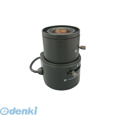 マザーツール KVL-2812AD バリフォーカルオートアイリスレンズ 2.8~12mm KVL2812AD